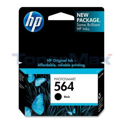 HP PHOTOSMART C6380 NO 564 INK CART BLACK